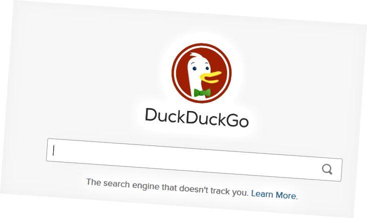 Galvenā atšķirība - Ixquick Duckduckgo vs Startpage