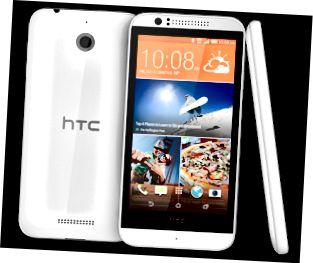 Atšķirība starp HTC Desire 510 un Lumia 535
