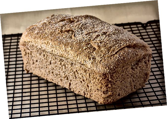 القمح الكامل مقابل الحبوب الكاملة