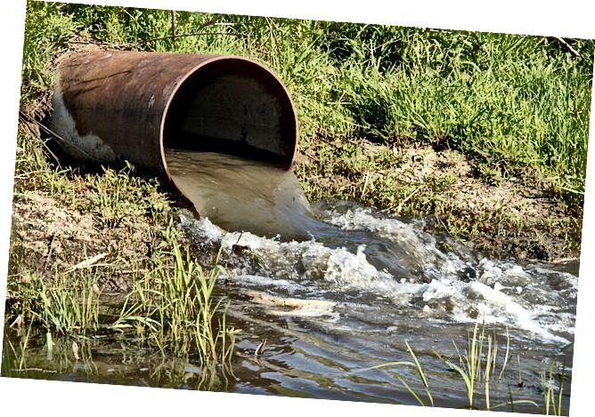 Wohlhabend gegen Abwasser