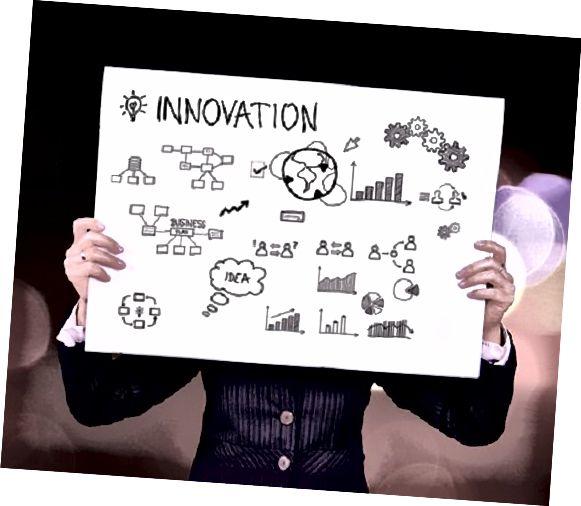 Разлика между промяна и иновации