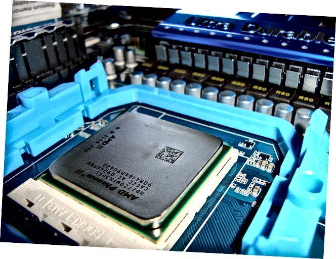 Unterschied zwischen AMD und Intel