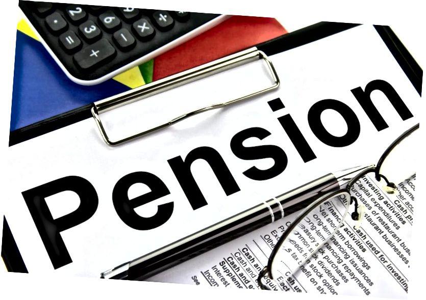 Galvenā atšķirība - pensiju plāns vs pensijas plāns