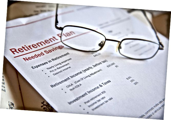 Atšķirība starp pensiju plānu un pensijas plānu