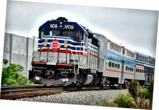 Διαφορά μεταξύ σιδηροδρόμων και σιδηροδρόμων
