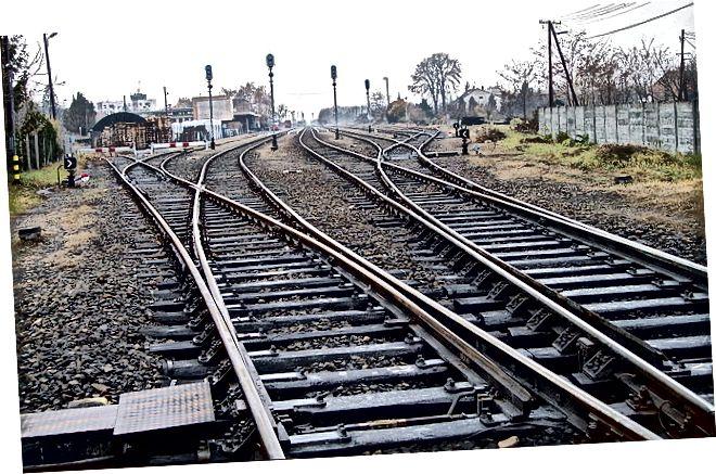 Σιδηρόδρομος vs Σιδηρόδρομος