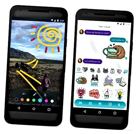 Atšķirība starp Google Allo un Google Assistant