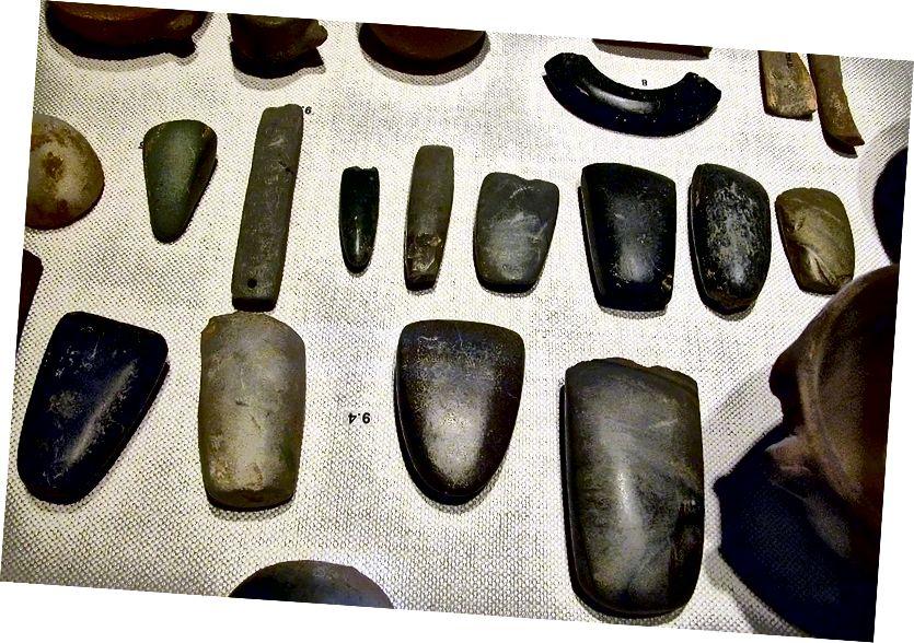 الفرق الرئيسي - العصر الحجري القديم مقابل العصر الحجري الجديد