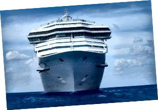 Unterschied zwischen Allure of the Seas und Oasis of the Seas
