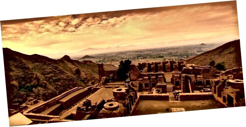 Atšķirība starp Harappa un Mohenjo-daro