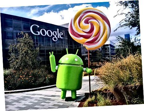 Ënnerscheed tëscht Android 5 Lollipop a Fire OS 4