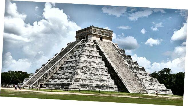 Aztec vs Μάγια
