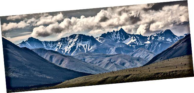 Rozdíl mezi přírodní rezervace a národní park