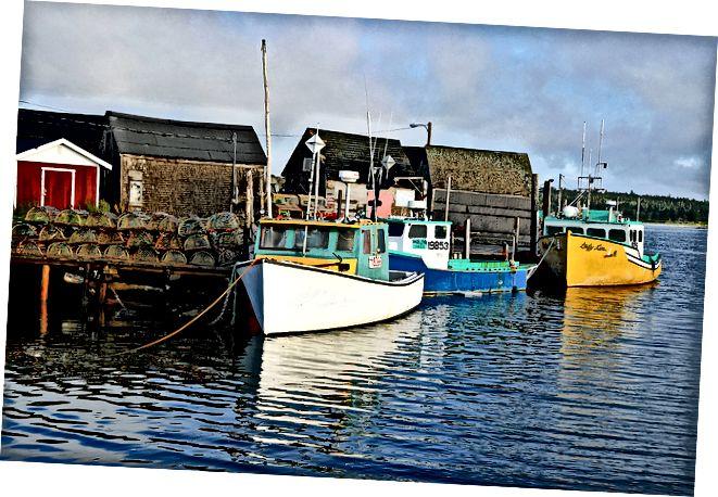 الفرق بين القارب واليخت | قارب
