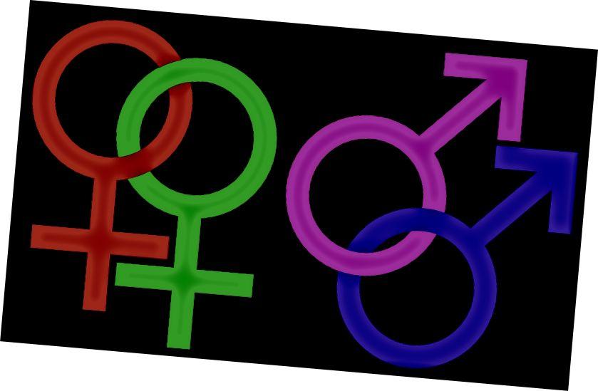 مثلي الجنس مقابل الشذوذ الجنسي