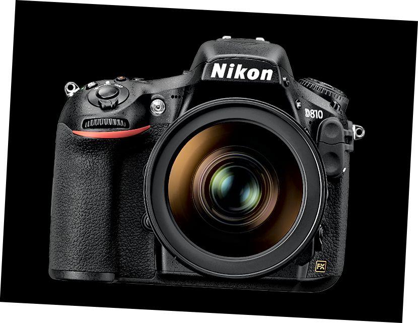 Kalitlar orasidagi farq - Nikon D5 va D810