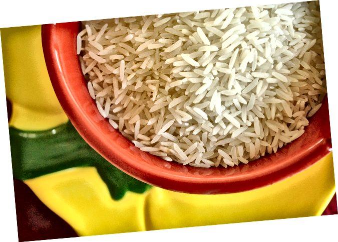 Διαφορά μεταξύ του Basmati και του Jasmine Rice