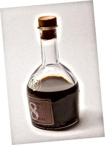 Διαφορά ανάμεσα στο βαλσαμικό ξύδι και το ξανθό κρασί