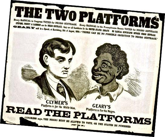 Տարբերությունը ցեղի և ռասիզմի միջև
