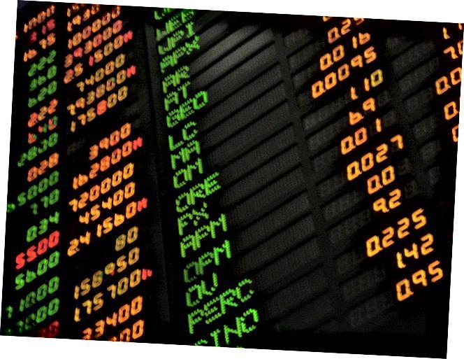 Ero osakkeiden siirrossa ja siirrossa