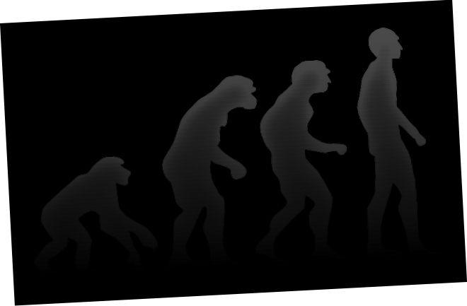 الفرق بين التطور والثورة