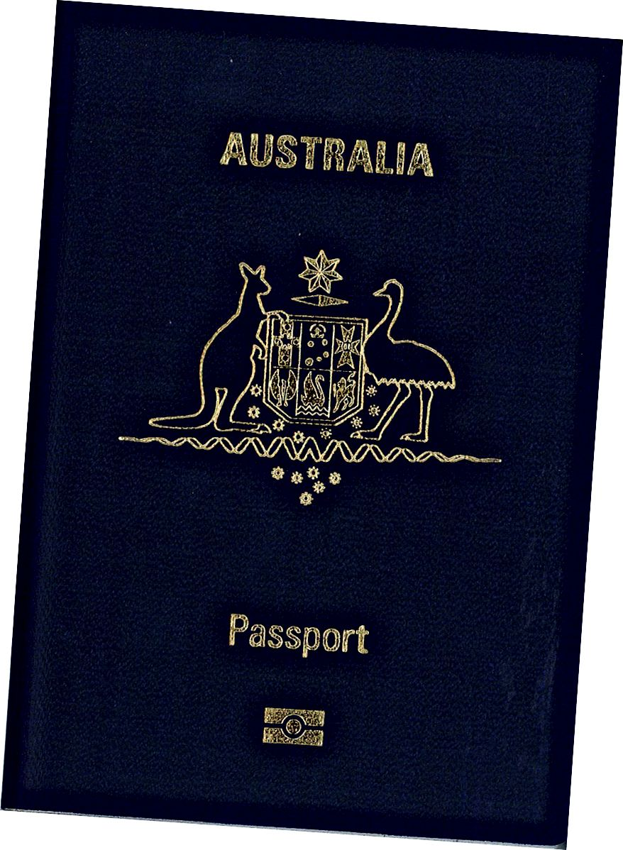 Avstraliya fuqarosi va rezident o'rtasidagi farq