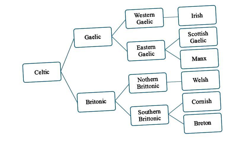 Разлика между келтски и гелски
