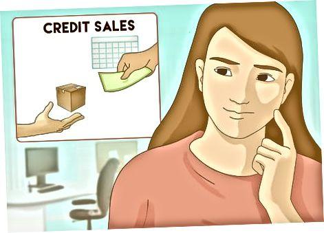 Kredit savdosini hisoblash