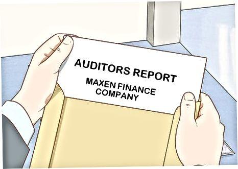 Auditni yakunlash va tavsiyalar berish