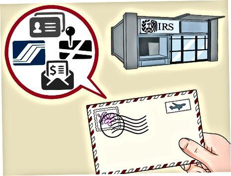 IRS bilan bog'lanish