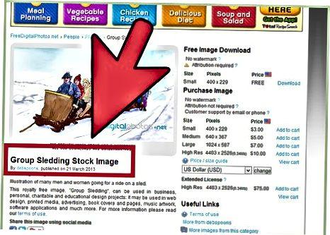Vaadake üle tasuta fotode ja piltide autoriõigused