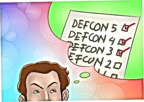 DEFCON haqida ko'proq bilib oling