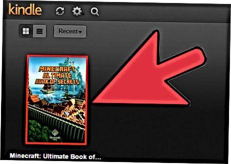 Birinchi usul: Kindle Cloud Reader