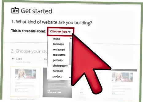 Vytvorenie medzeru na webe