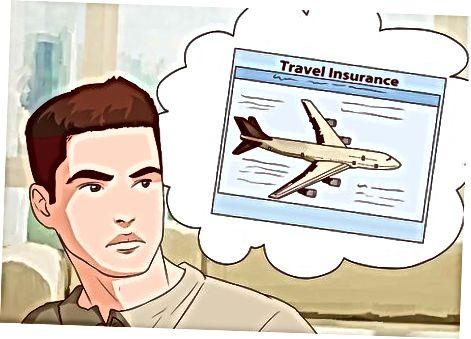 Bestemmer seg for å kjøpe reiseforsikring