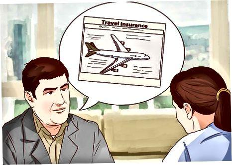 Kjøpe reiseforsikring