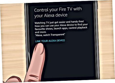 Sizning Fire TV-ni ulash