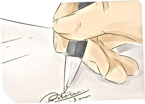 Liisingu vähendamine kirjutamiseks
