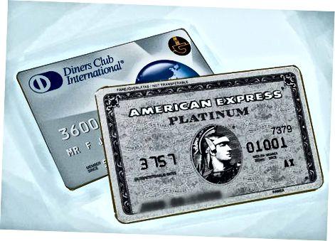 Entscheidung, eine Kreditkarte zu schließen