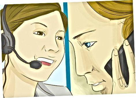 Kontaktaufnahme mit Ihrem Kreditgeber