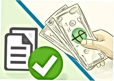 Ettevaatusabinõude rakendamine oma krediidiga