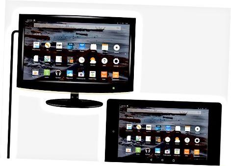 Amazon Fire TV-dan foydalanish