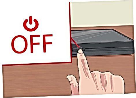 Príprava na resetovanie vášho Kindle