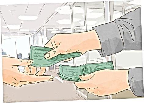 Získanie výplaty za výplatu