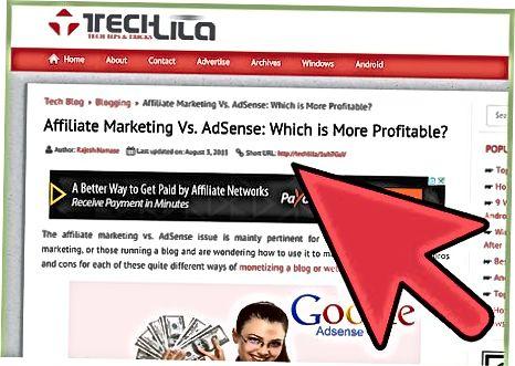 Affiliate Marketing bilan haydash