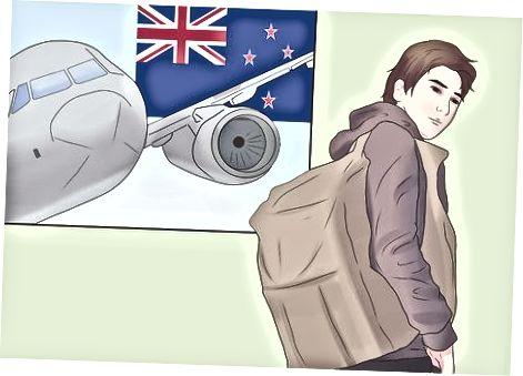 Yangi Zelandiyaga ko'chib o'tishni rejalashtiring.