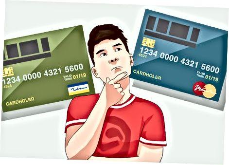 Birgalikdagi kredit kartasiga murojaat qilish