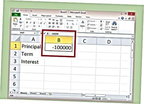Excel bilan qiziqishingizni hisoblash