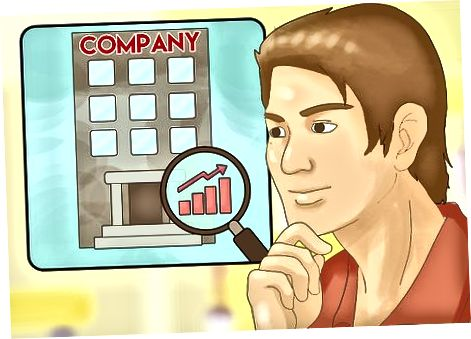 Maqsadli kompaniyalarni aniqlash
