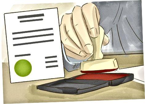 Päringu tegemine - posti või faksi teel